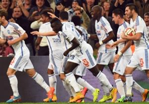 Les Marseillais sont repartis de l'avant en battant Bordeaux à domicile.