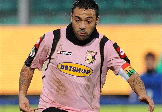 Fabrizio Miccoli will stay at Palermo and not join Birmingham City - Maurizio Zamparini