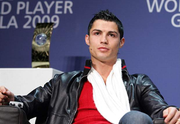 Cristiano Ronaldo: Real Madrid Will Be The Best Team Of 2010