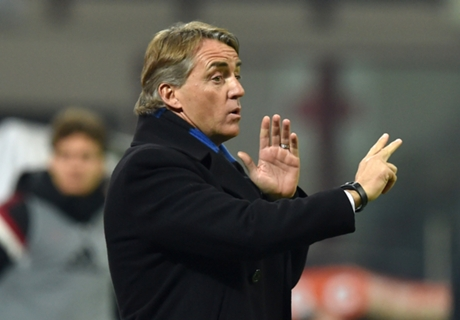 Mancini: It will take time to fix Inter