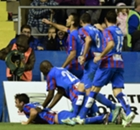 Valencia stunned by Levante