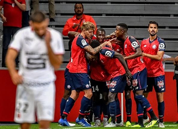 Ligue 1 - Faciles vainqueurs du Stade Rennais (3-1), les Dogues sont lancés