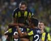 Fenerbahçe, taraftarıyla güldü: 2-1