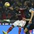 Essien in azione contro l'Inter