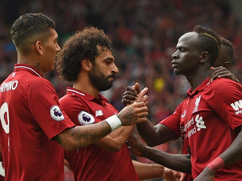Ex-Liverpool star Phil Thompson picks Salah, Mane & Firmino over Paris Saint-Germain superstar trio