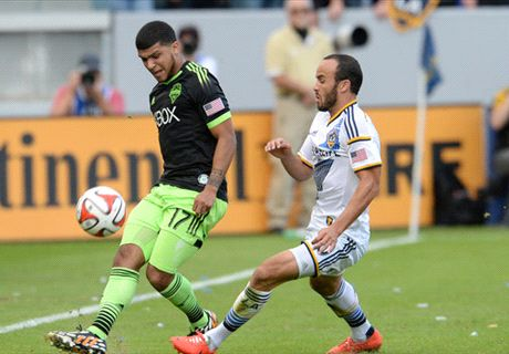Player Ratings: LA Galaxy 1-0 Sounders