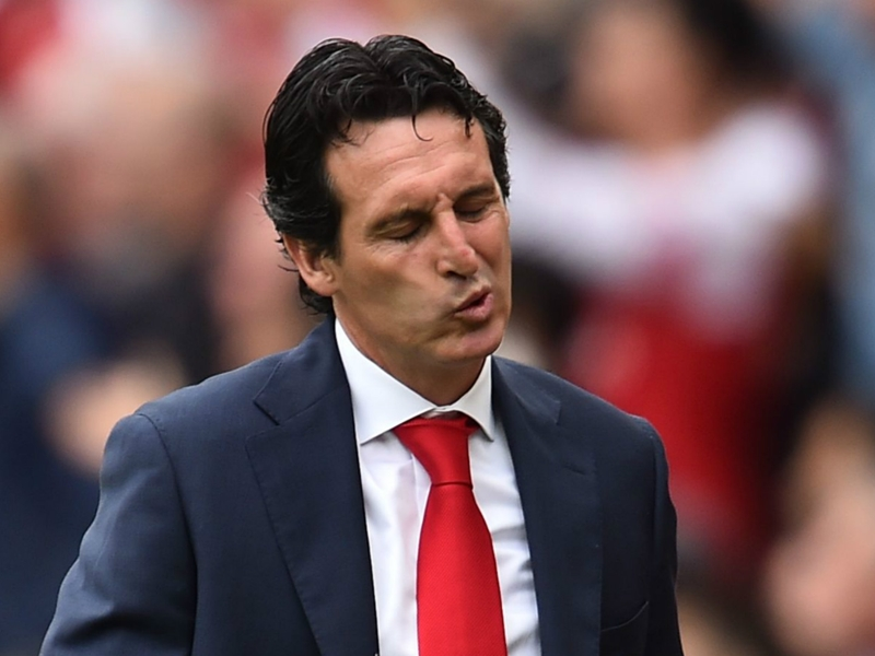 Arsenal, Emery attend des améliorations