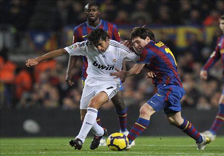 Messi v Raul - biggest CL star?