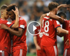 Lewandowski coştu, Bayern Münih güle oynaya kupayı aldı!