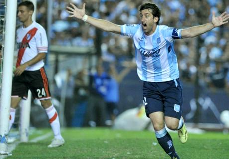 Argentina: Racing 1-0 River