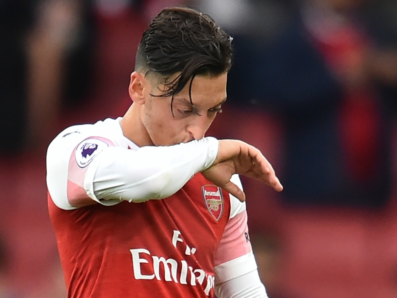 Ozil should be playing for his Arsenal future - Dixon