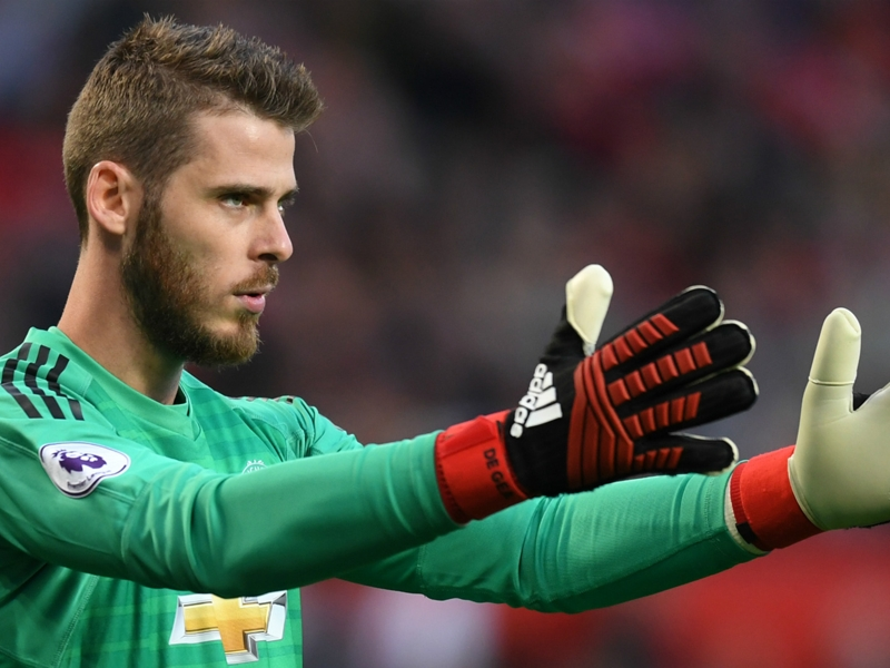 De Gea hints at new Man Utd contract after feeling the love at Old Trafford