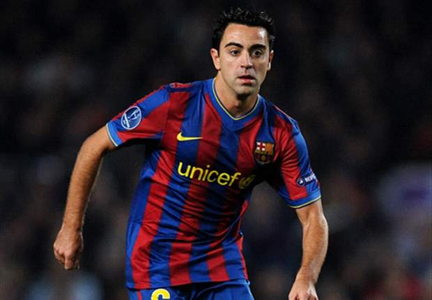 Xavi Out Of Barcelona's Champions League Clash With VfB Stuttgart