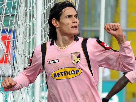 Edinson Cavani - Palermo (Getty Images)