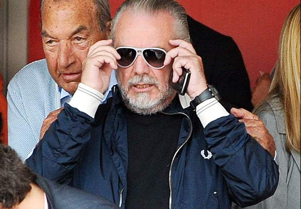 AC Milan & Inter will be scared of Napoli next season - Aurelio De Laurentiis