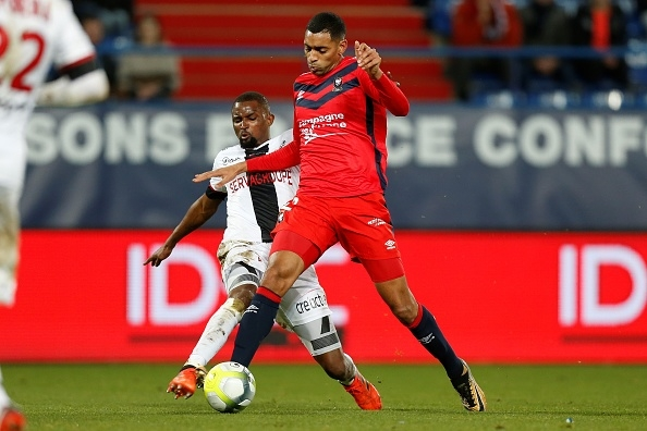 Mercato - Officiel : Ronny Rodelin (Caen) signe à Guingamp