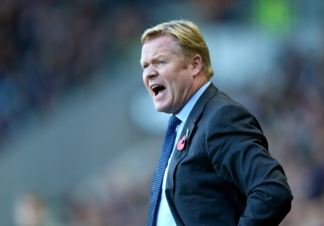 Koeman: We're back to our best