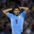 Uruguay forward Luis Suarez