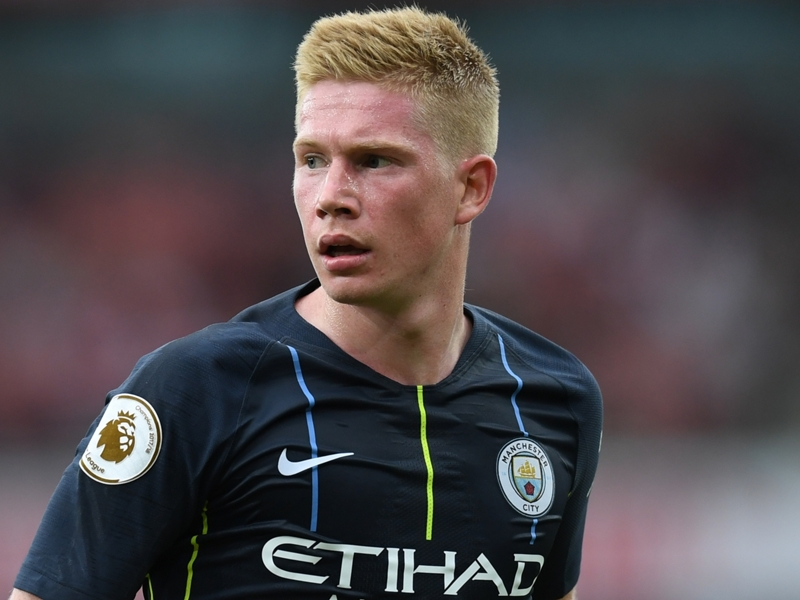 Guardiola: De Bruyne has €250m release clause