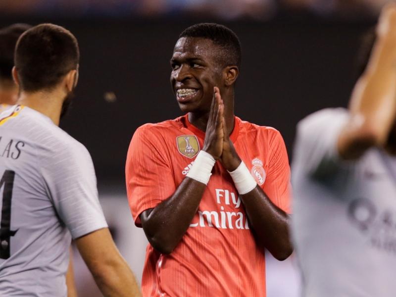 Real Madrid - Julen Lopetegui convoque 19 joueurs dont Vinicius Junior pour Getafe
