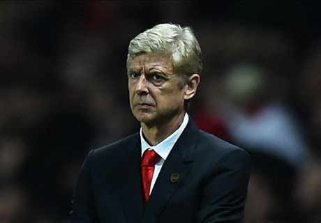 Wenger reflects on Arsenal woes
