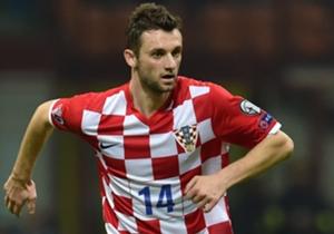 Marcelo Brozovic Croatia Euro 2016 qualifiers