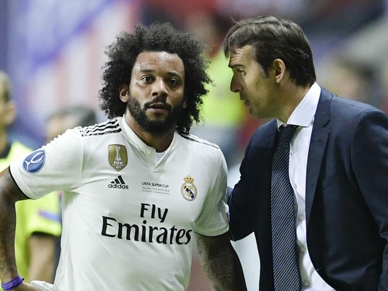 """Real Madrid - Julen Lopetegui, après la défaite en Supercoupe d'Europe contre l'Atlético : """"peut-être que nous étions trop en confiance"""""""