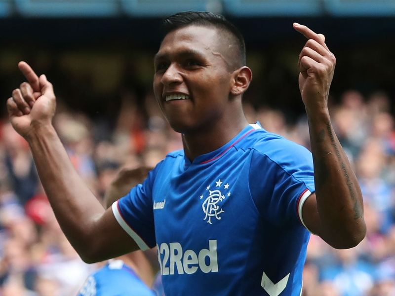 In-demand Rangers striker Morelos intends to make Premier League move
