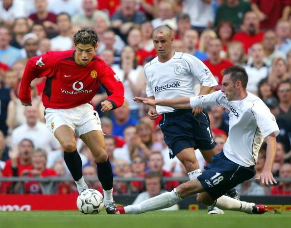 Rétro - Il y a quinze ans jour pour jour, Cristiano Ronaldo faisait ses débuts avec Manchester United