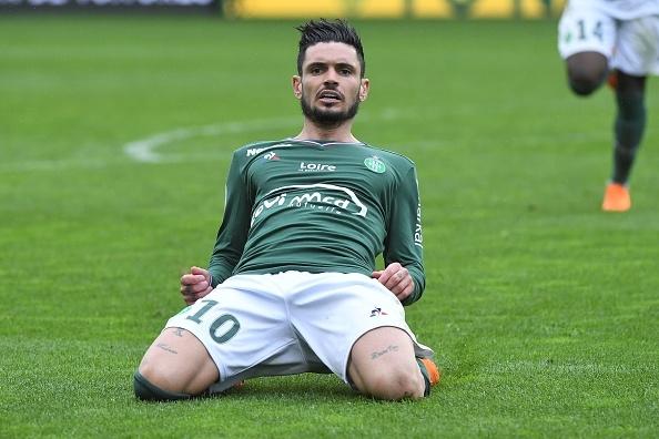 ASSE - Enfin de retour chez les Verts, Rémy Cabella est libéré