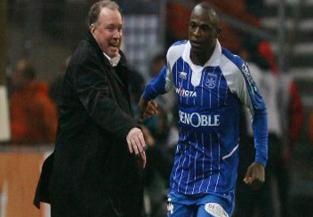 Kenya skipper Dennis Oliech's Auxerre to face Istres in French Ligue 2 match on Friday