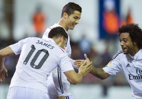 Valence, le Real Madrid et Chelsea sont les meilleurs finisseurs d'Europe