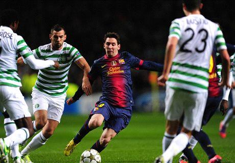 Lennon: How Celtic stopped Messi
