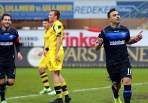 1. Mahir Saglik | SC Paderborn | Minuten pro Tor: 42 | Tore: 1 | Spiele: 3 | Minuten: 42