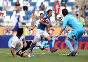 U. Católica 1-2 Colo Colo