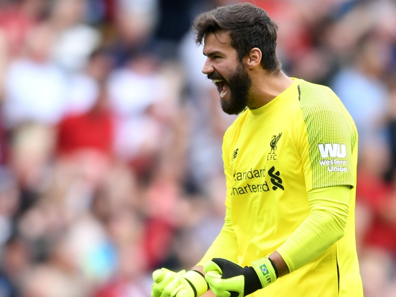 Liverpool overpaid for Alisson but had no choice - McAteer