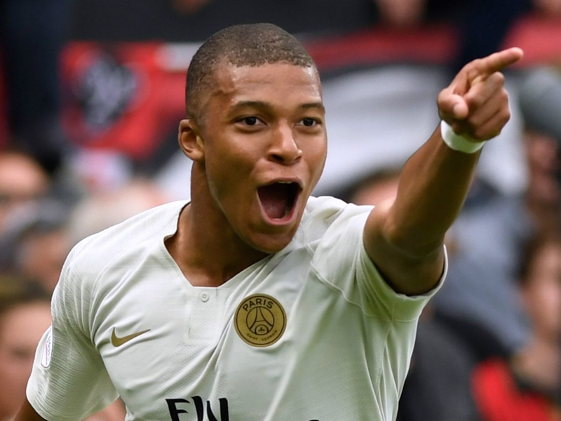 'You have to be careful he doesn't get a big head' - Tuchel wants to help Mbappe develop