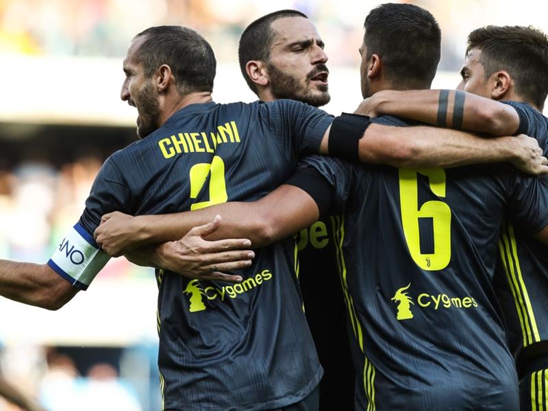 Chievo Vérone-Juventus 2-3 - Malgré un Ronaldo muet, la Juve arrache un premier succès
