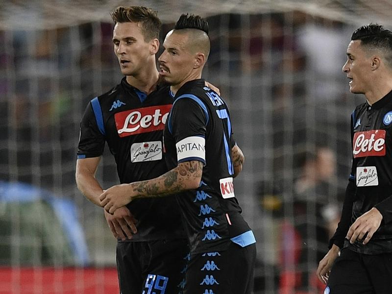 Lazio-Napoli 1-2: Colpo grosso degli azzurri, decide Insigne