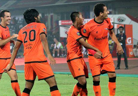 LIVE: NorthEast United - Delhi Dynamos