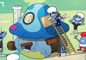 Handy Smurf Roberto Mancini called in to fix struggling Inter