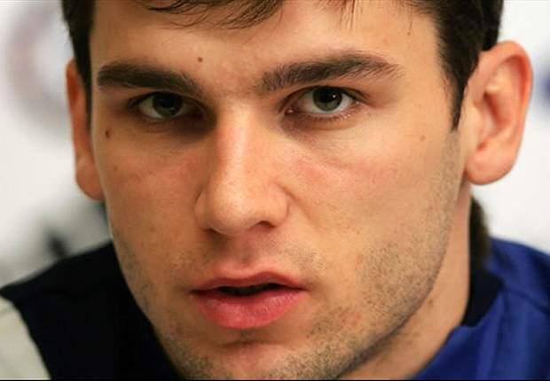 Chelsea Defender Branislav Ivanovic Relishing Tangling With Inter Star Dejan Stankovic