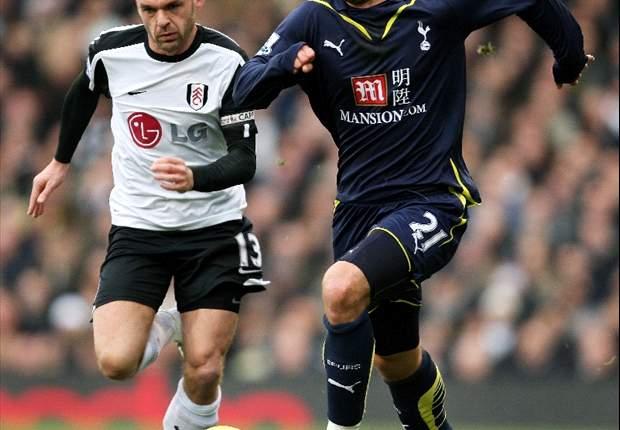 Niko Kranjcar pondering a move away from Tottenham - report