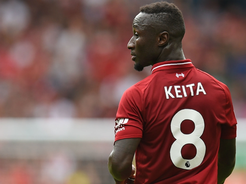 Video: International break good for Keita...but not for England and Brazil players - Klopp