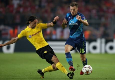 Arsenal-Borussia Dortmund Betting