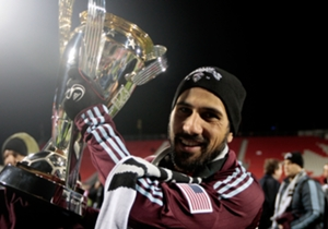 2010 Colorado Rapids went 12-8-10, finished fifth in the West.