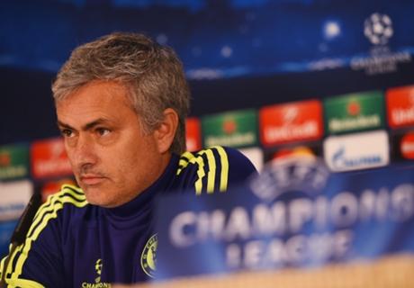 Mou: Chelsea would win Europa League