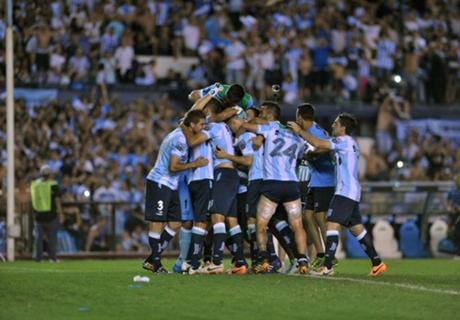 Racing vuelve a la Libertadores