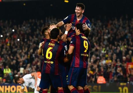CL: Messi winkt nächster Rekord