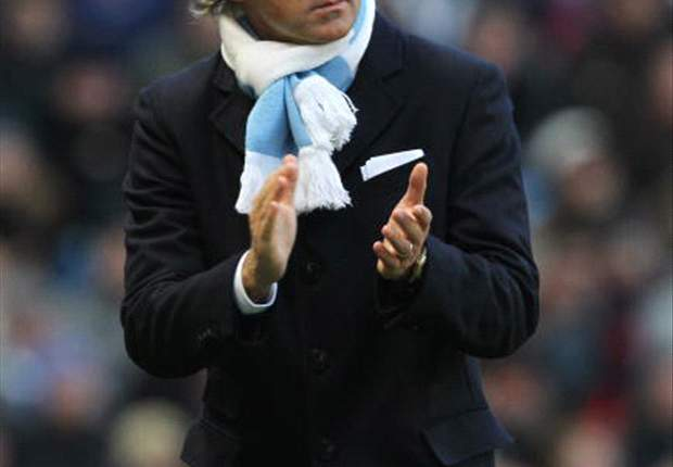 Roberto Mancini confirms Robinho, Shay Given & Roque Santa Cruz can leave Manchester City